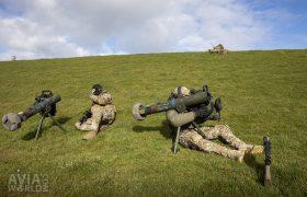 Anti-Tank team preparing for action