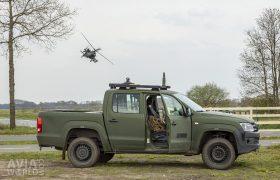Volkswagen Amarok-pick-uptruck with Apache