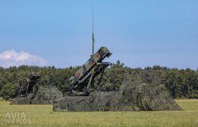 Raytheon MIM-104 Patriot launchers