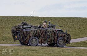 Fennek MRAT (medium range antitank)