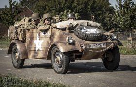 September Odyssey - Captured Kubelwagen