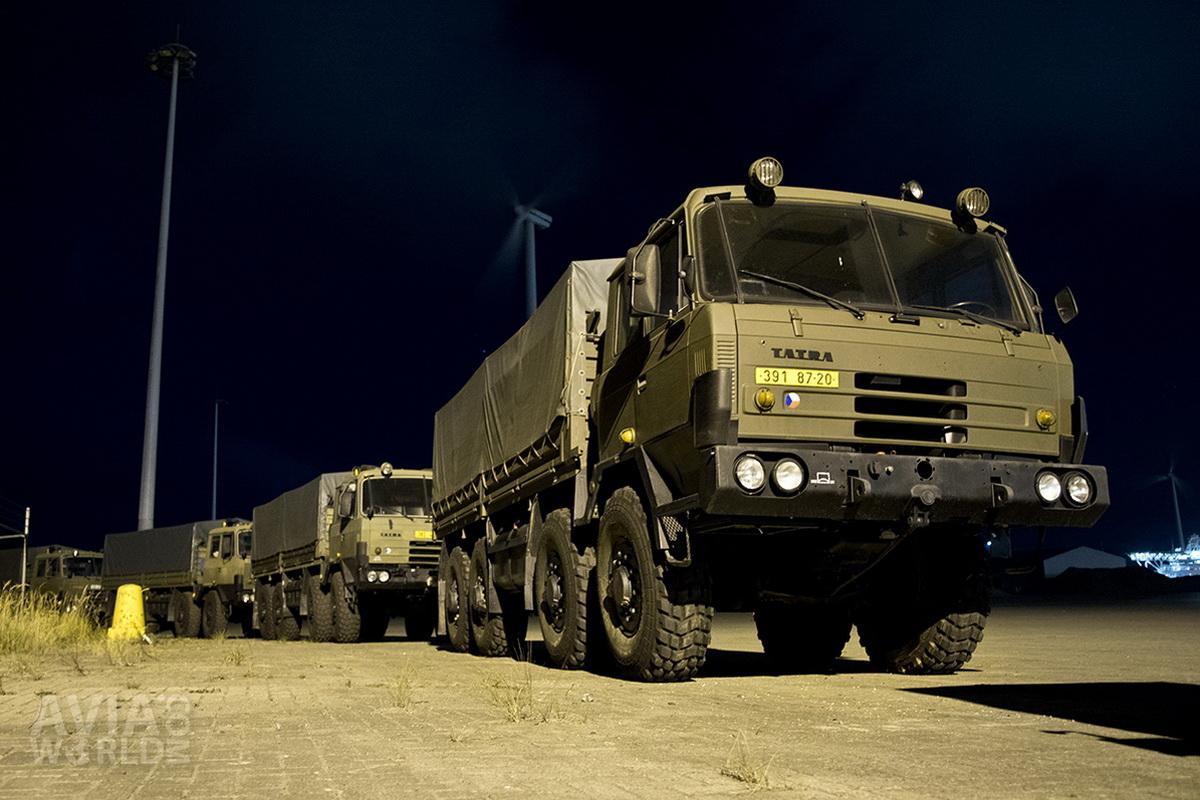 Czech Army Tatra Truck