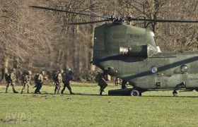Back to the Chinook