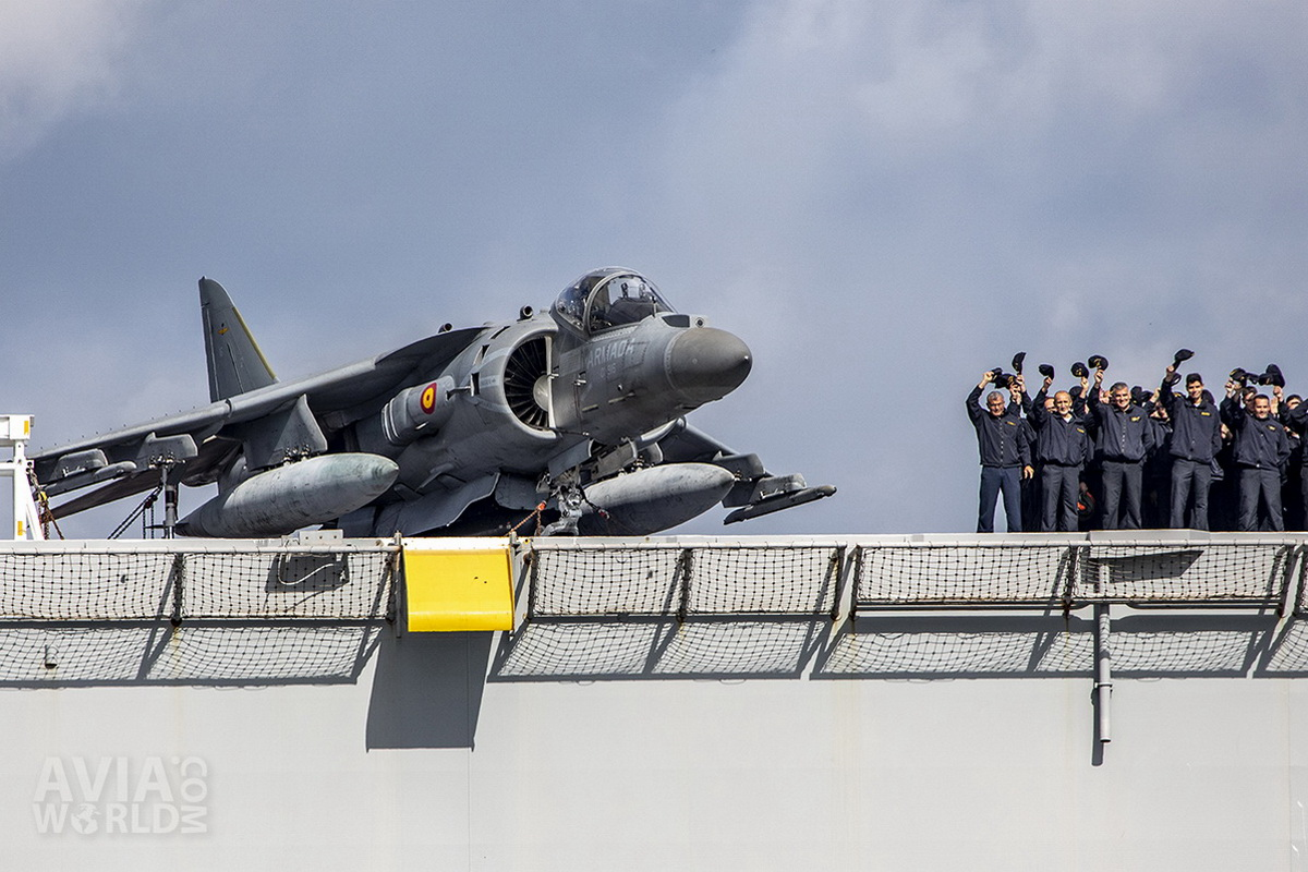 VA-2 Matador II - EAV-8B Harrier II Plus