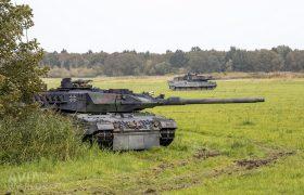 414 Panzer Battalion 4th tank company (Dutch)