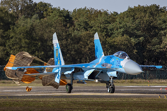 Ukrainian Air Force - Su-27