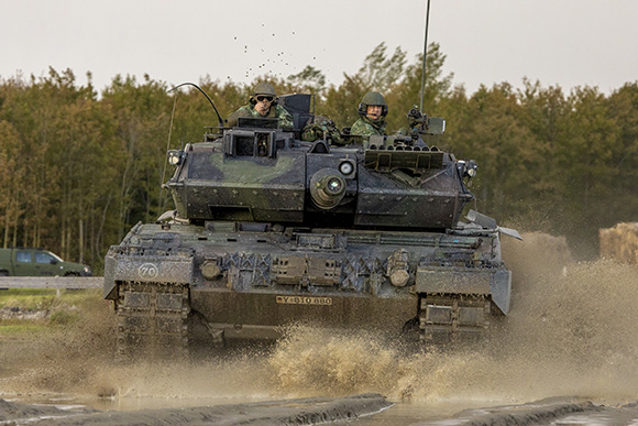 German Army - Leopard 2