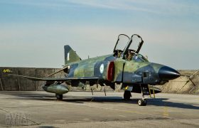Ex-German Air Force RF-4E Phantom II