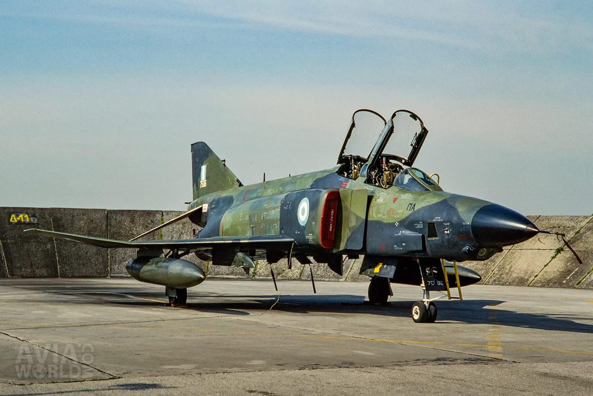 Ex-German Air Force RF-4E Phantom II
