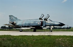 Greek F-4 Phantom II