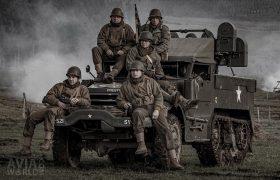 M16 Half-track Multiple Gun Motor Carriage