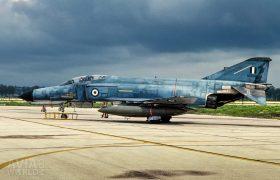 McDonnell Douglas F-4E Phantom II Aegean Blue