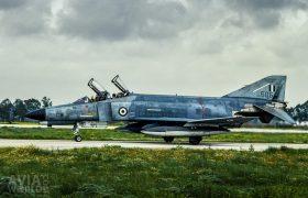 McDonnell Douglas F-4E Phantom II in Grey Camouflage