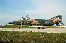 RF-4E Recce Phantom II