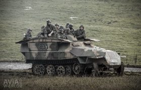 Sd.Kfz. 251-7 Pionierpanzerwagen 831