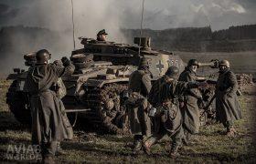 StuG III on the Battlefield