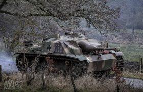 Sturmgeschütz armored Vehicle