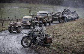 Wehrmacht Vehicles