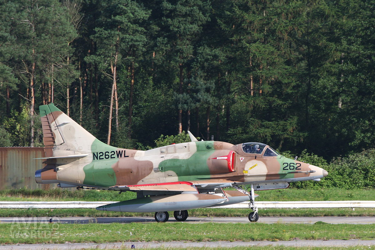 Israeli A-4 Skyhawk