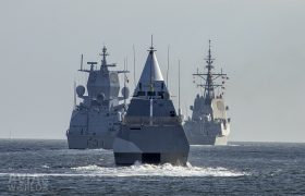 Frigates and corvette