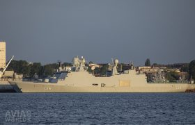 Royal Danish Navy HMDS Absalon (L16)