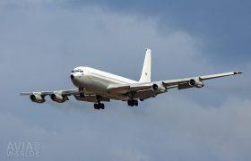 260 KC-707 120 Sqn Israeli AF
