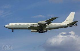 275 KC-707 120 Sqn Israeli AF