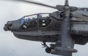 Apache pilot shaka hang loose