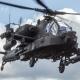 Boeing AH-64D Apache very close