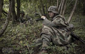 September Odyssey - German soldiers in an ambush