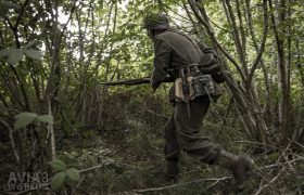 September Odyssey - Attacking German soldiers