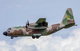 522 KC-130H Hercules 131 Sqn Israeli AF