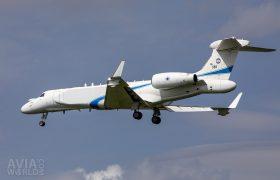 569 Gulfstream G550 122 Sqn Israeli AF