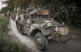 September Odyssey - US Army M3 Half-track