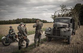September Odyssey - German Trooptransporter