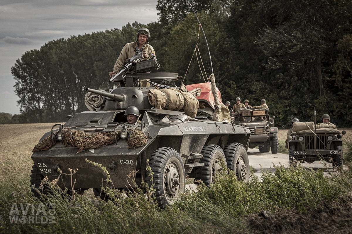 September Odyssey - M8 Greyhound