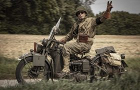 September Odyssey - US Army Harley-Davidson