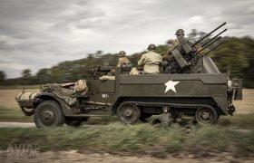 September Odyssey - US Army M16 Half-track Multiple Gun Motor Carriage