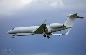 679 Gulfstream V 122 Sqn Israeli AF