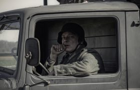 Operation Amherst - German Truckdriver