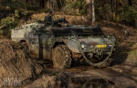 Royal Netherlands Army Fennek
